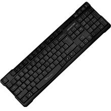ALCATROZ Keyboard XPLORER AIR 1000 BLACK GREY