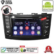 PROTON ERTIGA 2015-18 7' ANDROID Double Din GPS DVD Mirror Link Player