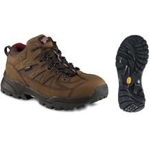 Safety Shoe Red Wing Men Athletic Mid Lace Brown EH AT WP 6672 FOC Del