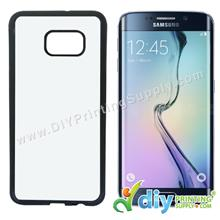 Samsung Casing (Galaxy S6 Edge Plus) (Plastic) (Black)