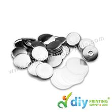 Button Badge Fridge Magnet with Mylar (58mm) (50pcs/pkt)