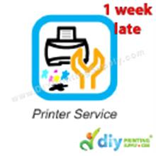 Service Charges for Late Collection after 1 Week (RM 30/week)