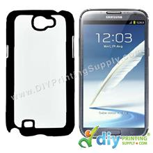 Samsung Casing (Galaxy Note 2) (Plastic) (Black)*