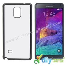 Samsung Casing (Galaxy Note 4) (Plastic) (Black)*