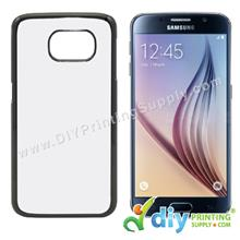 Samsung Casing (Galaxy S6) (Plastic) (Black)