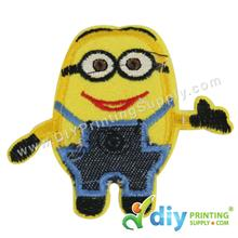 Garment Materials with Gum (Minions)