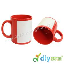 Full Colour Mug (Red) (11oz) with Gift Box