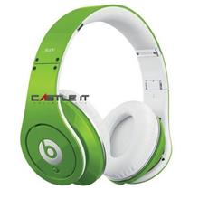 BEATS Headset Wired BY DR.DRE STUDIO GREEN -BUY ORIGINAL