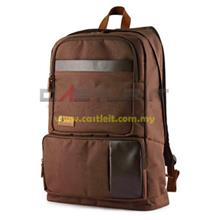 CLIPTEC BACKPACK NOTEBOOK COSMO 17' BROWN CFP106 -11