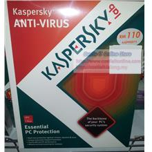 Kasper-sky Anti-Virus 2013 [3 Users/1 Year License] RETAIL BOX