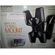 ROSS Wallmount LCD 23'-37' NEO SWIVEL AND TILT(LNST200-RO)