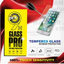 Tempered Glass Protector Samsung Galaxy A8 A9 2018 Plus Pro FREE Cable