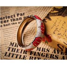 YN-6532	Crown lingering bangle bracelet   皇冠萦&#32..