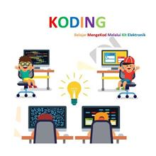 Arduino Koding Kits For Beginner Versi Lengkap
