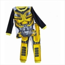 Transformers Bumblebee Kids Pyjamas