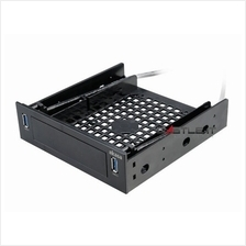 AKASA Tools Casing Panel 5.25' + 2X USB3 + HDD MOUNT TRAY AK-HDA-05U3
