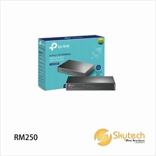 TP-LINK 8 PORT 10/100 POE SWITCH (TL-SF1008P)