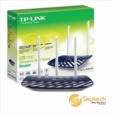 TP-LINK AC750 Wireless Dual Band Router (STP-ARCHER-C20)