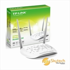 TP-LINK WIRELESS N300 SINGLE PORT ACCESS POINT (TL-WA801ND)