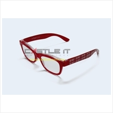 ARCHGON Glasses ANTI BLUE-LIGHT (GL-BK02-R) RED