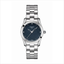 TISSOT T112.210.11.046.00 T-WAVE blue index diamonds
