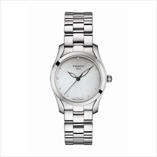 TISSOT T112.210.11.036.00 T-WAVE silver index diamonds