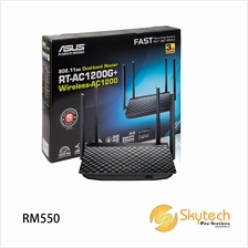 ASUS WIRELESS AC1200 DUAL-BAND UNIFI ROUTET (RT-AC1200G+)