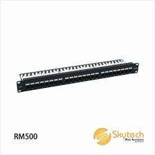 AMP 24 PORT CAT6 PATCH PANEL