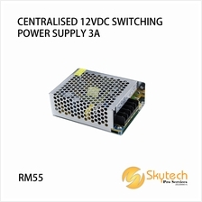 CENTRALISED 12VDC SWITCHING POWER SUPPLY 3A