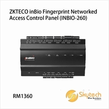 ZKTECO inBio Fingerprint Networked Access Control Panel (INBIO-260)