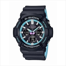 Casio G-Shock Pearl Blue Series GAS-100PC-1ADR