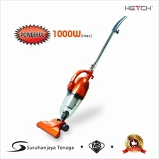 HETCH Upright Stick & Handheld Vacuum Cleaner 1000W - 4 Accessories