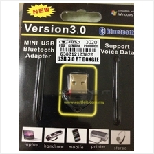 PDS USB Bluetooth Adapter VERSION 3.0 3020