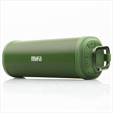 MIFA Speaker Portable Bluetooth F5 LIGHT YOUR LIFE ARMY GREEN