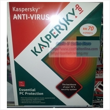 Kasper-sky Anti-Virus 2013 [1 Users/1 Year License] RETAIL BOX