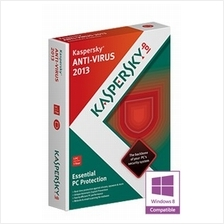 KASPER-SKY ANTI VIRUS 2013 (5 USERS)