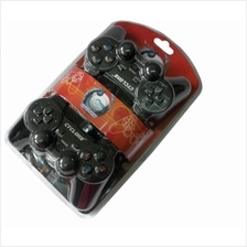CYCLONE CONTROLLER JOYSTICK DOUBLE SHOCK USB2.0 JY06