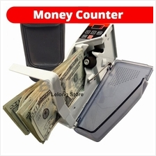 Money Cash Count Currency Counter Mini Portable Bill