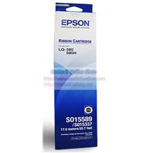 EPSON Ink Ribbon S015589 (LQ-590/590H) -BUY ORIGINAL