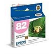 EPSON Ink Cartridge T0826 82N LIGHT MAGENTA -BUY ORIGINAL
