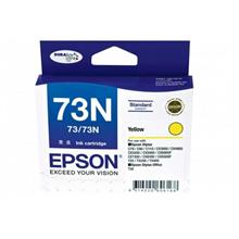 EPSON Ink Cartridge T1054 73N YELLOW -BUY ORIGINAL