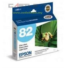 EPSON Ink Cartridge T0825 82N LIGHT CYAN -BUY ORIGINAL