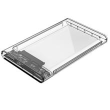 ORICO HDD Enclosure 2.5' USB3.0 SATA (2139U3-CR) TRANSPARENT
