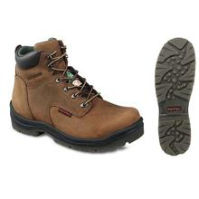 Safety Shoes Red Wing Men 6Inch Mid Lace Brown EH PR ST 3535 FOC Del