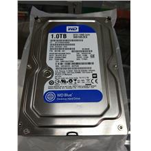 1TB (1000GB) HDD 64MB Cache 7200RPM SATA 3.0Gbps (Refurbished)