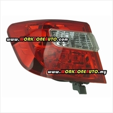Toyota Camry ACV51 2012 Tail Lamp Left Hand Depo