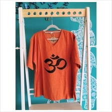 OM Printed Cotton Shirt