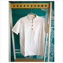 Cotton Shirt 3-Buttons
