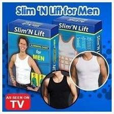 Baju Sorok Perut Boroi/ Slim N Lift Body Shaper Vest Singlet All Sizes
