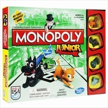 MONOPOLY Junior Board Game - A6984)